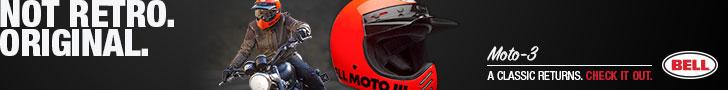 Bell Helmets Moto 3