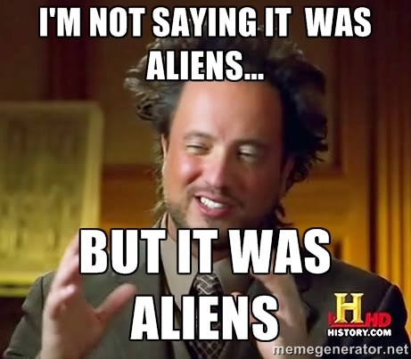 History Channel Ancient Aliens