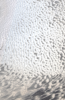 White Sands National Monument as captured by NASA's Earth Observing-1 satellite