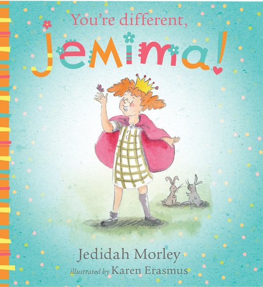 You're Different Jemima.jpg