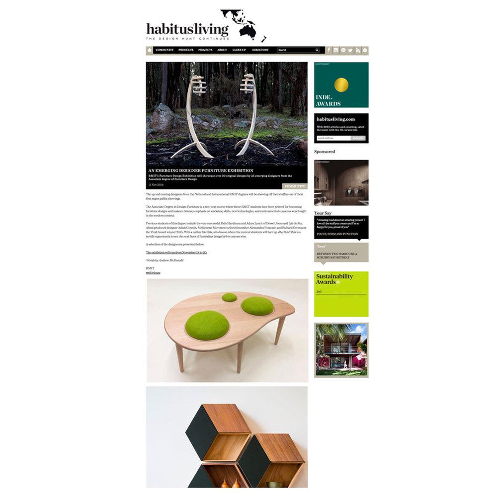 Habitus Living 2016