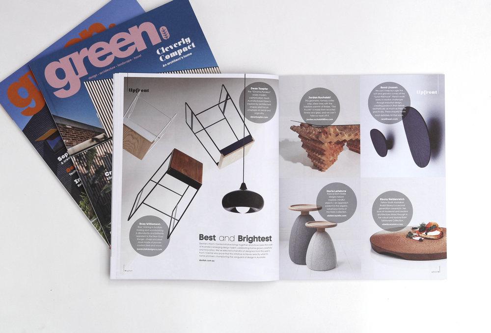 Green Magazine 2018