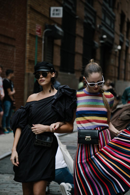 NEW YORK FASHION WEEK SS19 | STREET STYLE