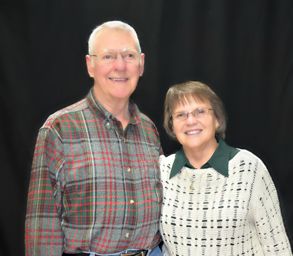 Ferrill & Shirley Standage
