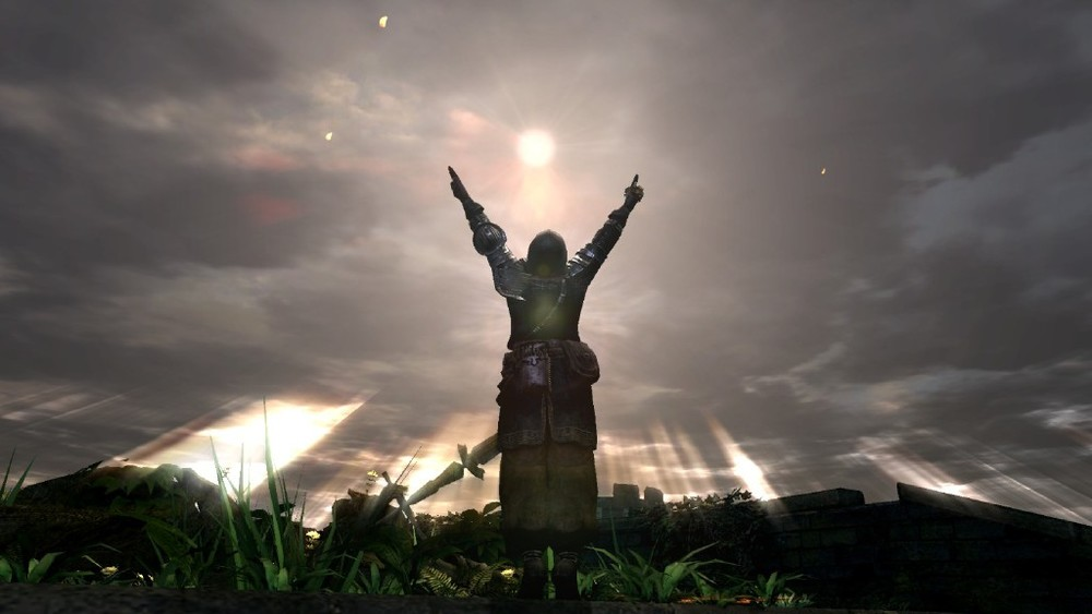 Praise the Sun Dark Souls