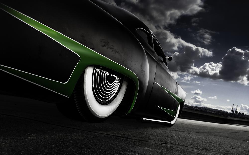 Green streak
