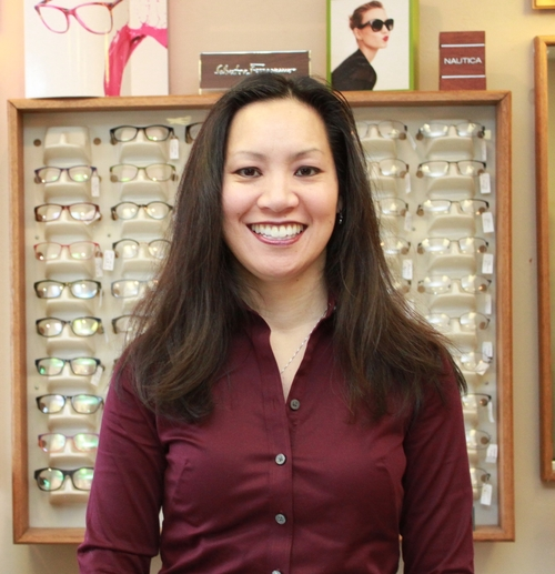 Dr. Stephanie Chan, OD — Insight Vision Care Optometry
