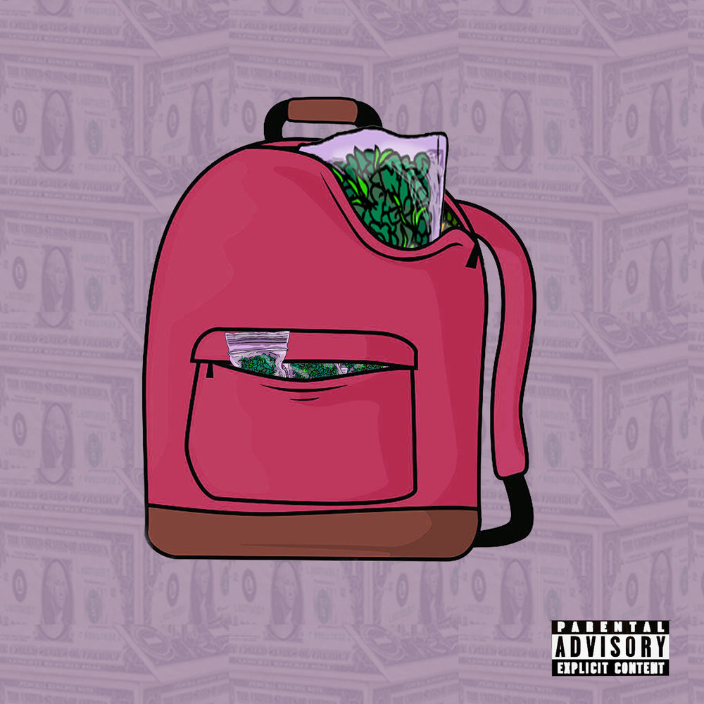 iTunes   Spotify   Tidal   Google   Amazon - Backpack (Prod by Clean Body) - Single