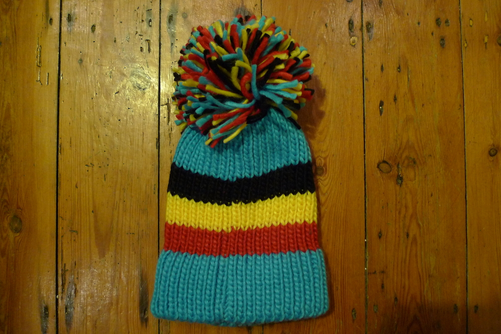 Big bobble hat