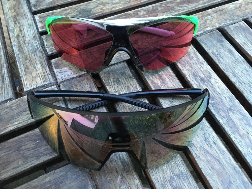 550435e0a7 One brand as good as invented the sports sunglasses market