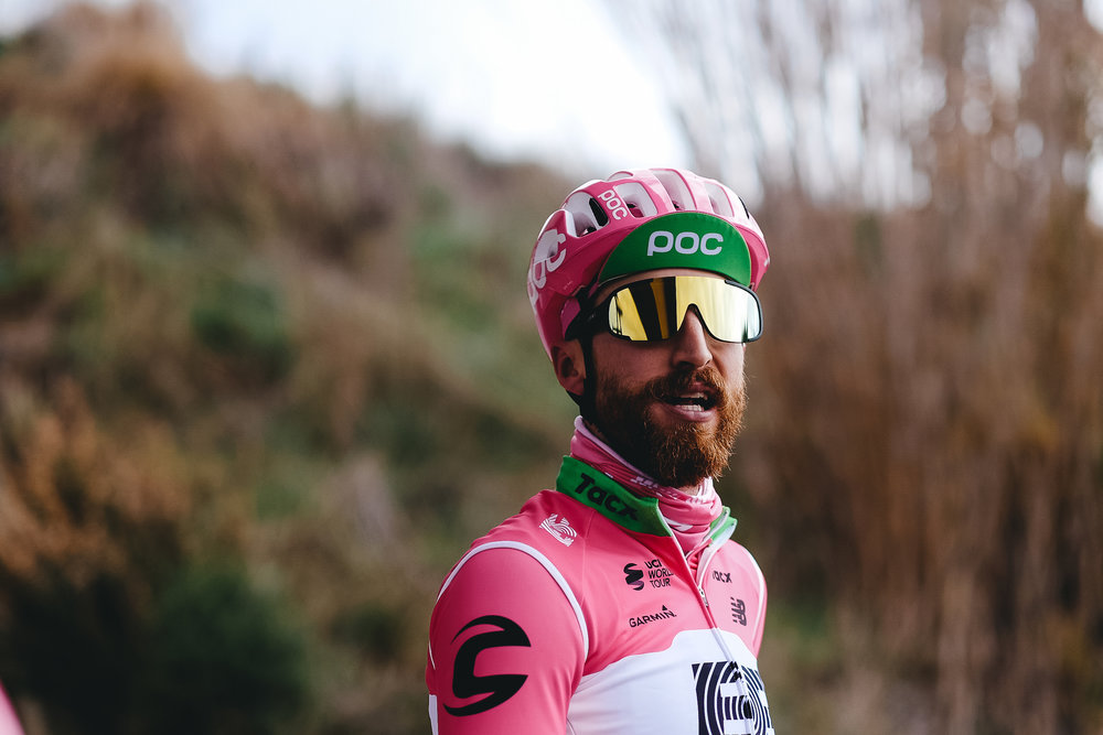 Taylor Phinney comes with a ready-built fanbase