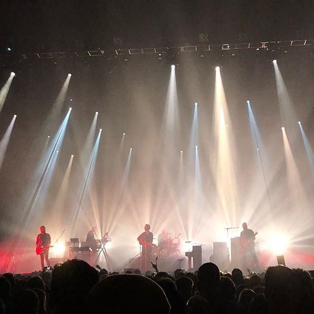 #tb Bime Live 2018 day 1: Editors - Slowdive - Damien Jurado - Elena Setién - The Magic Gang #nofilter