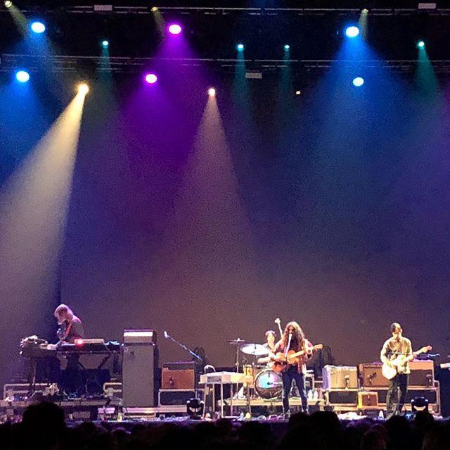 #tb Bime Live 2018 day 2: Kurt Vile and the Violators - Stephen Malkmus and the Jicks - MGMT - José Gonzáles - John Hopkins live - Nina Kraviz - Four Tet #nofilter