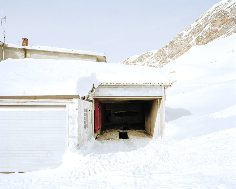 Garage | Monte Moro | Kyle Grainger