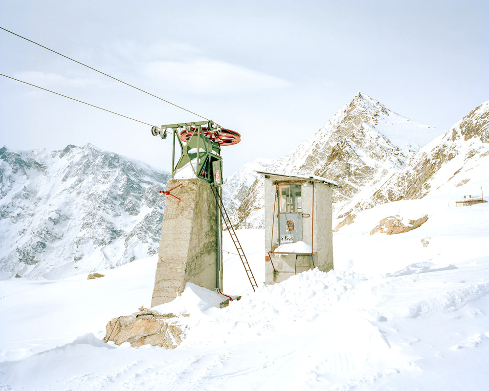 Ski | Monte Moro | Kyle Grainger