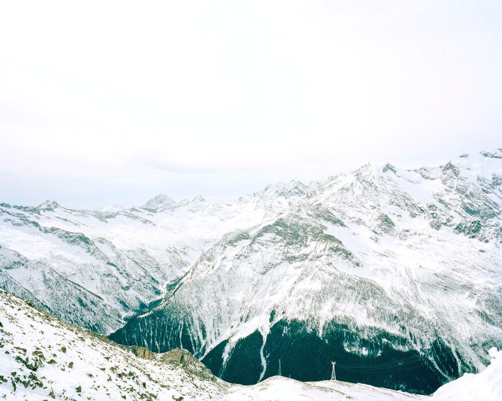 Valley 2 | Monte Moro | Kyle Grainger