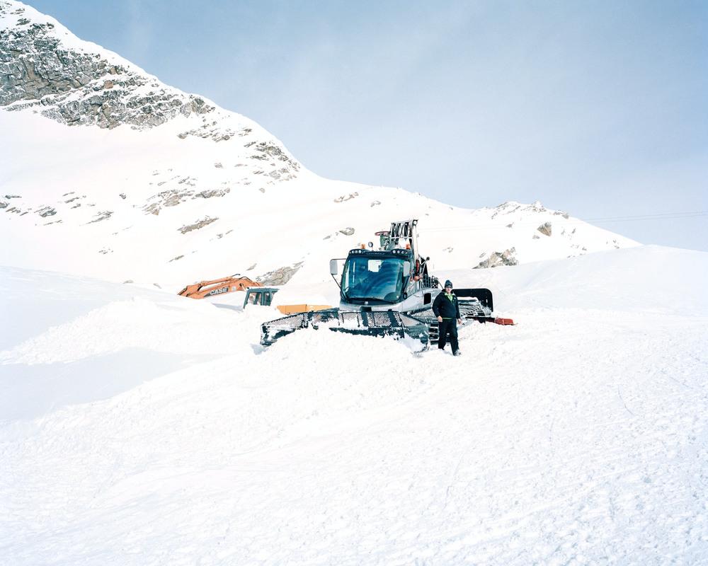 Snowplow | Monte Moro | Kyle Grainger
