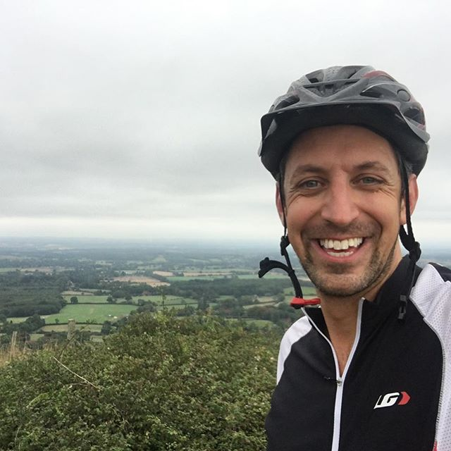 Ditchlig Beacon defeated once again!  #ditchlingbeacon #ditchling #londontobrighton #l2b #cycle #england #uk #southdowns