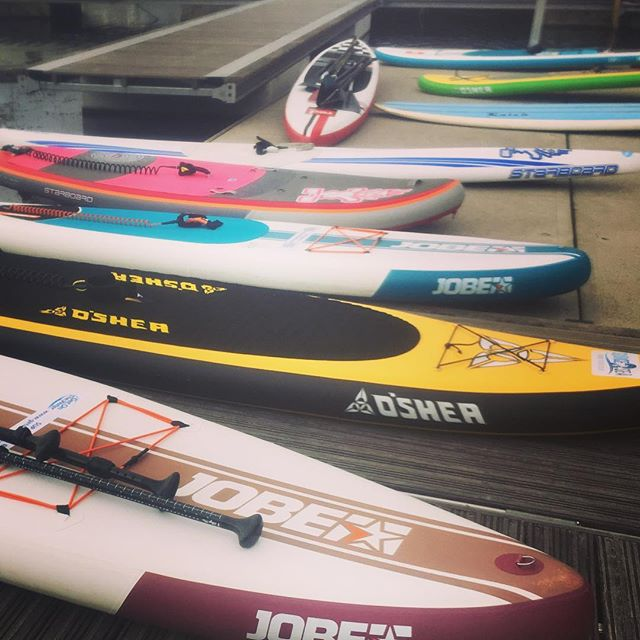 Another day completed on the path to becoming a Stand up Paddle Board instructor. Lots of brilliant learning and new skills but also a load of different boards to try out and have fun on.  Thanks to @waterskillsacademy & @supbristol for such a great course.  #sup #standuppaddle #paddleboard #paddleboarding #cardiff #paddle #water #cardiffbay #ciww #adventure #getoutside