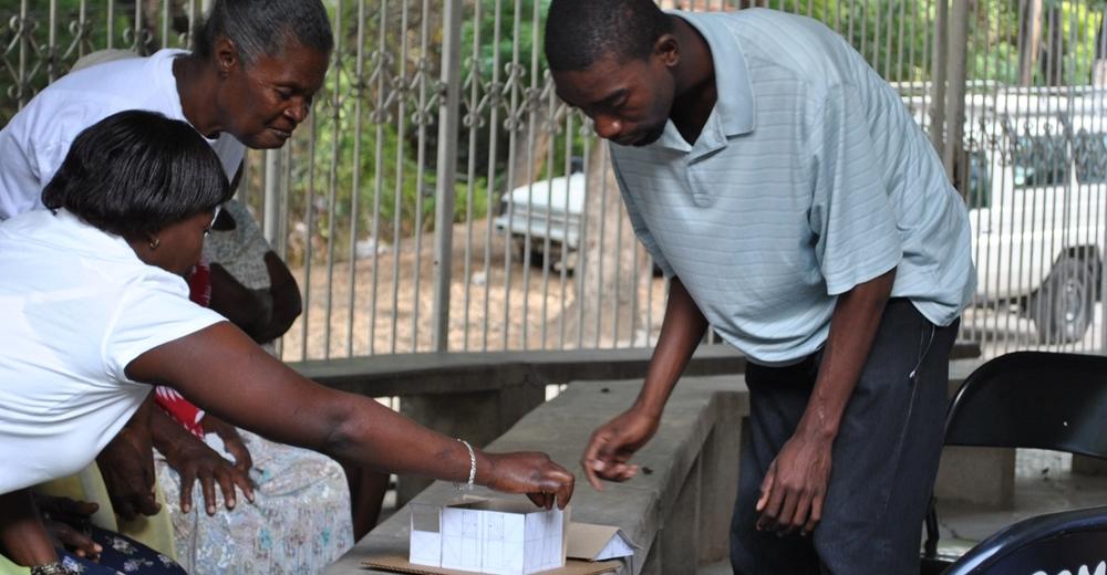 Rebuilding Haitian neighbourhoods