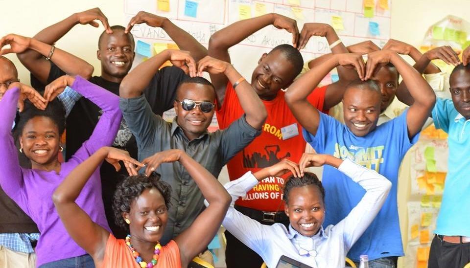 Start-up Agri-entrepreneurs in Kenya