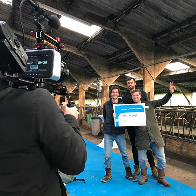 The proposal of #andthepeople for a marketplace that provides matchmaking between urban dwellers and farmers won of the hundred plus teams participating! #farm #urban #youthepeople