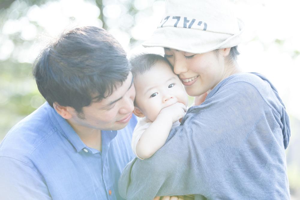 家族写真 スナップ撮影
