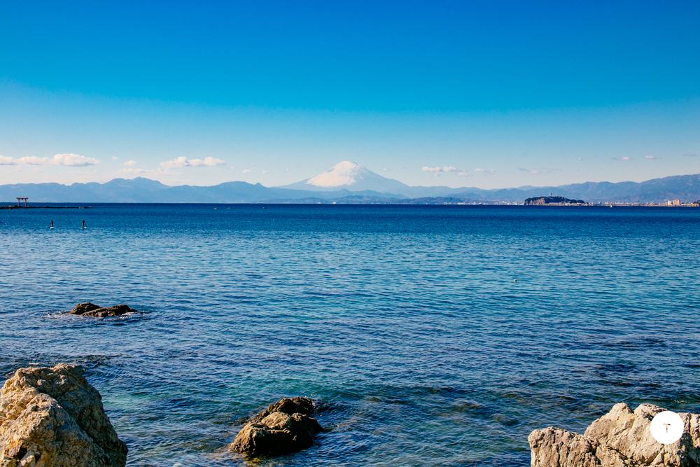 Mt.Fuji & Morito & Enoshima