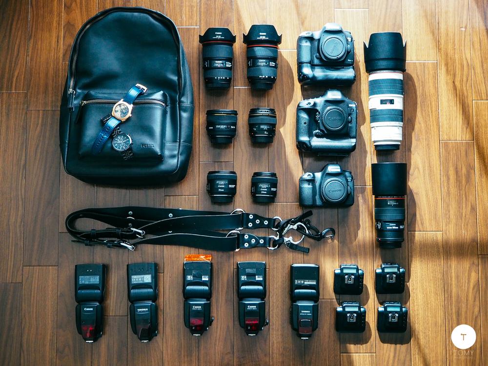 ウエディングフォトグラファー 機材 カメラ レンズ