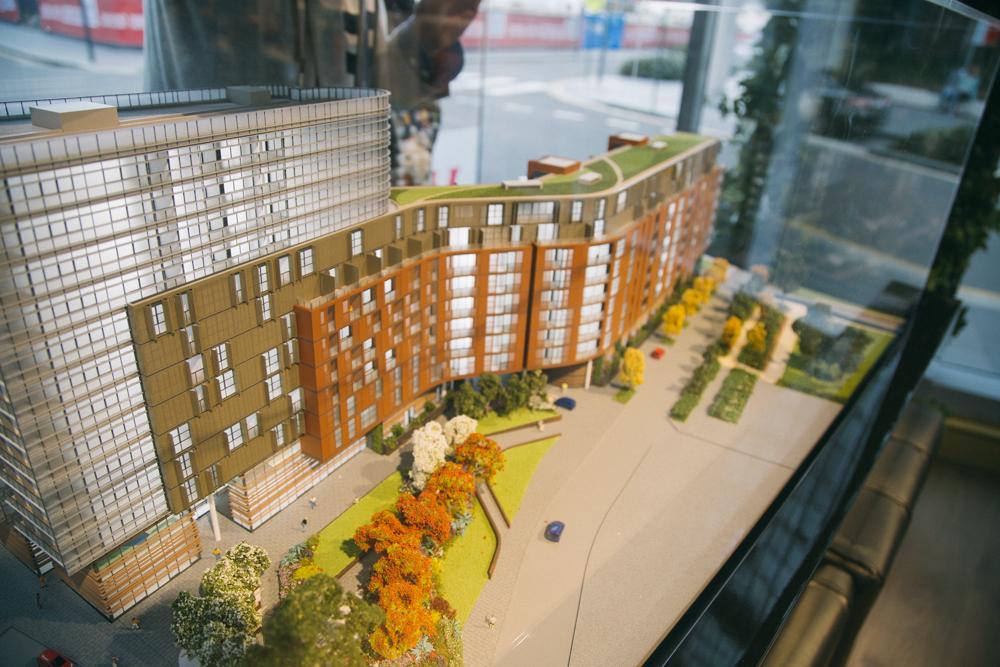 Building Designed by FJMT-