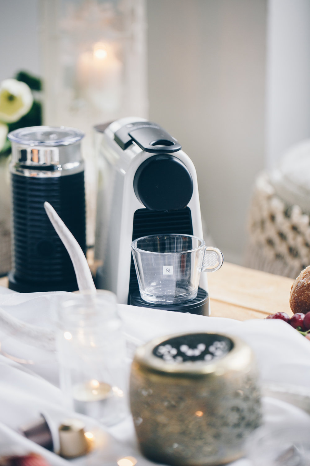 Love the Aeroccino milk frother!