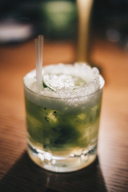 Kiwi Mocktail!
