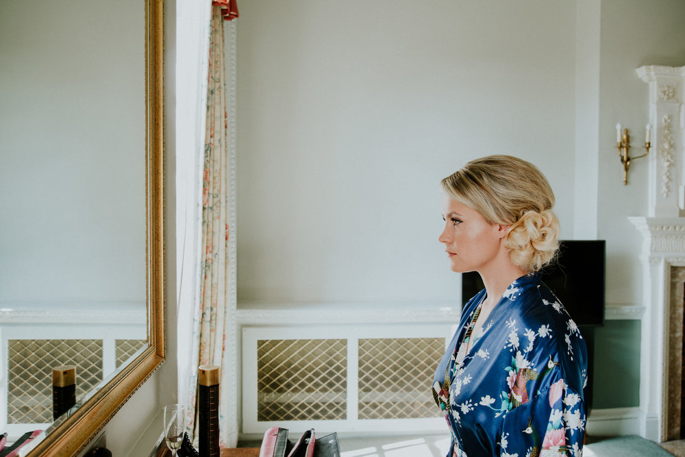 "Angie, Bridal hair and make up, 2017 - ""Sarah is a great make up artist who made me feel very comfortable on my wedding day. I can't recommend Sarah enough - she went above and beyond to ensure my makeup was exactly as I wanted and that my hair looked great for the big day."""