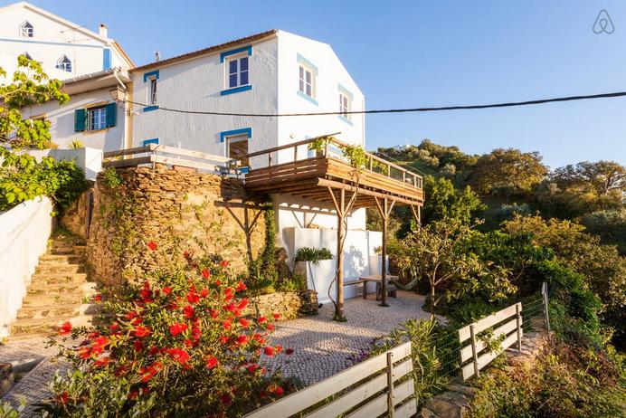 Casa Boakoster in Odemira, Portugal