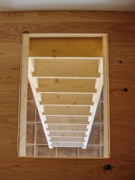 staircase for mezzanine