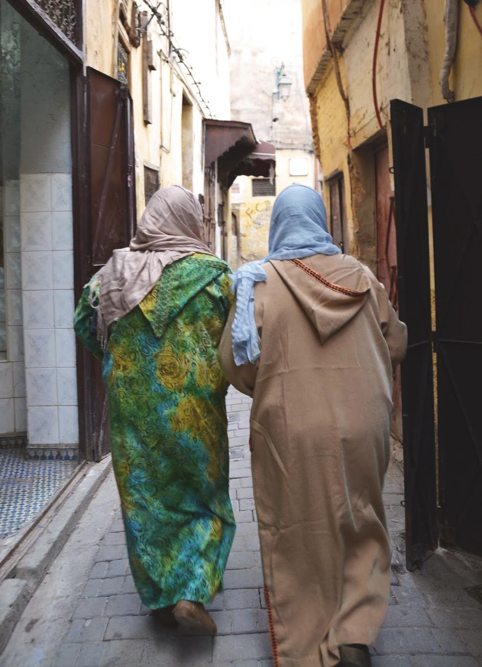 Fes, Marruecos. Noviembre 2014. Foto: Agustina Grasso