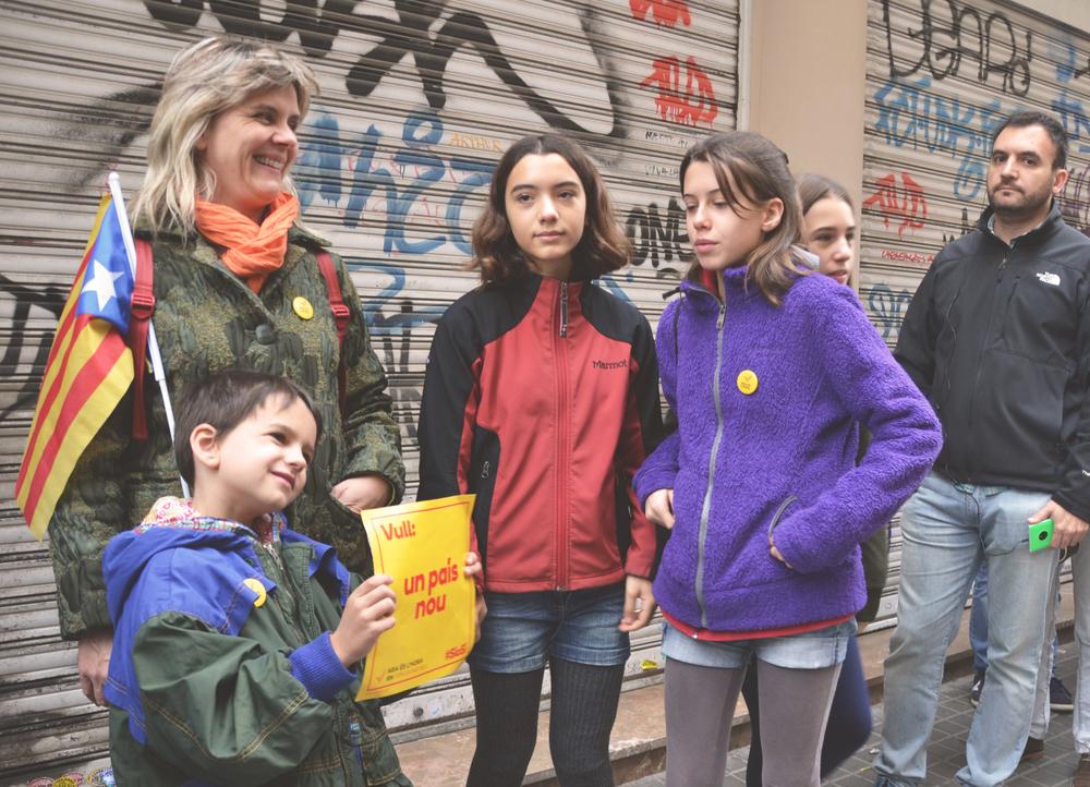 Barcelona, 2014. Foto: Agustina Grasso