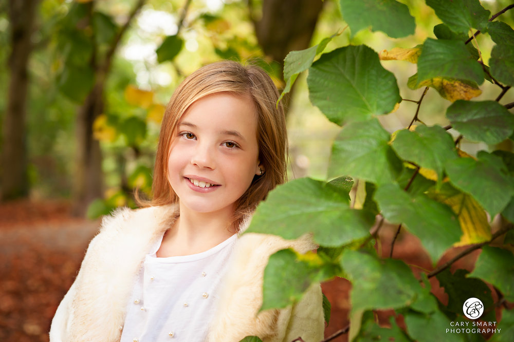 child portrait photo shoot Caldicot