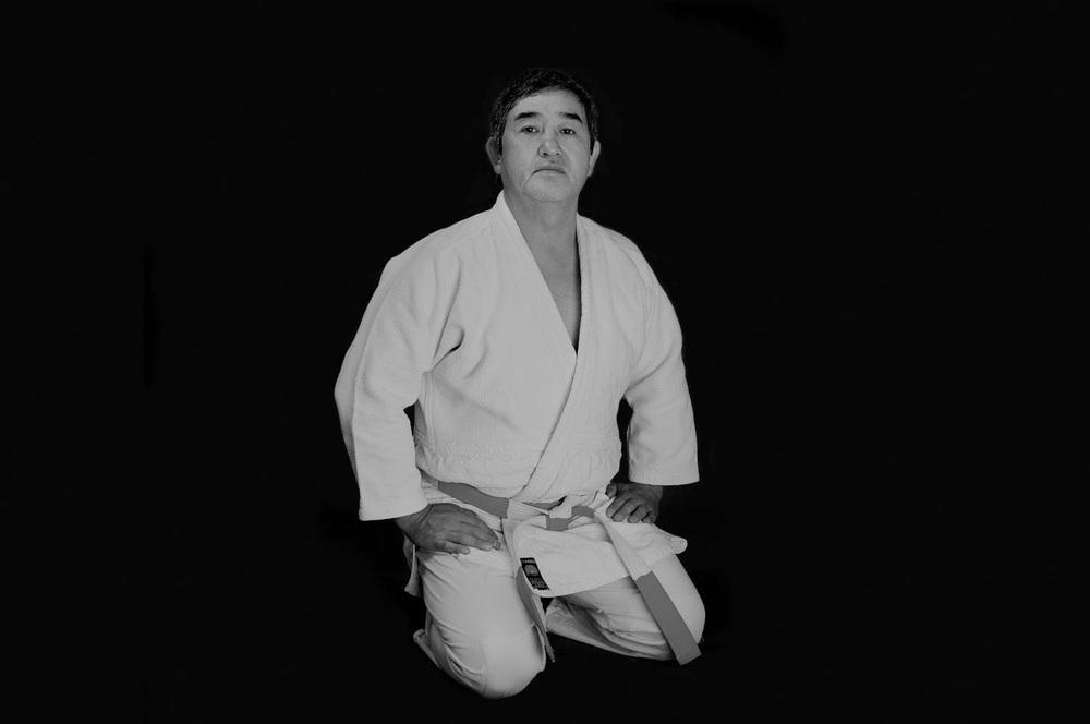 Akinori Hosaka, 1988. ©Richard Goulding