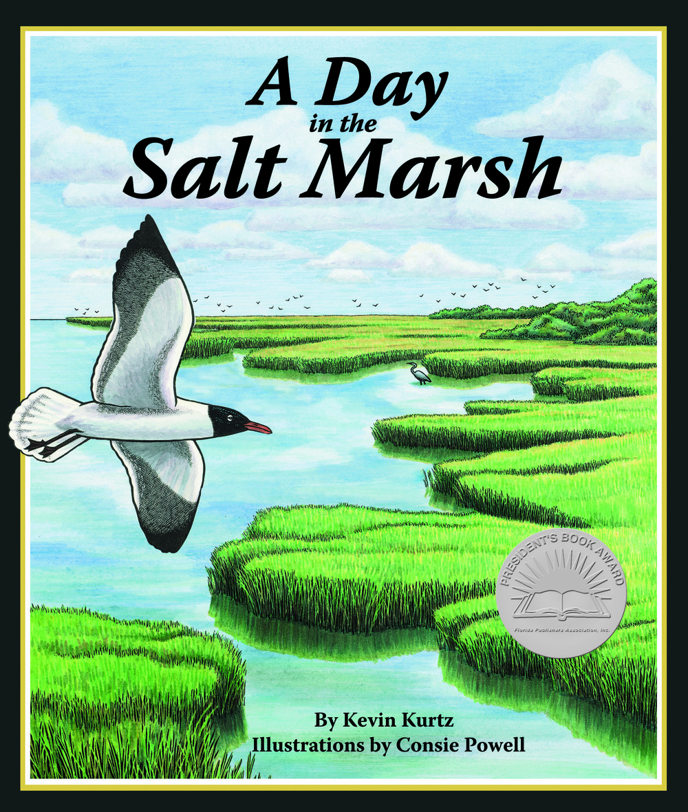 A Day in the Salt Marsh cover