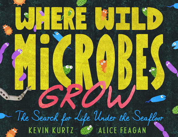 Where Wild Microbes Grow cover