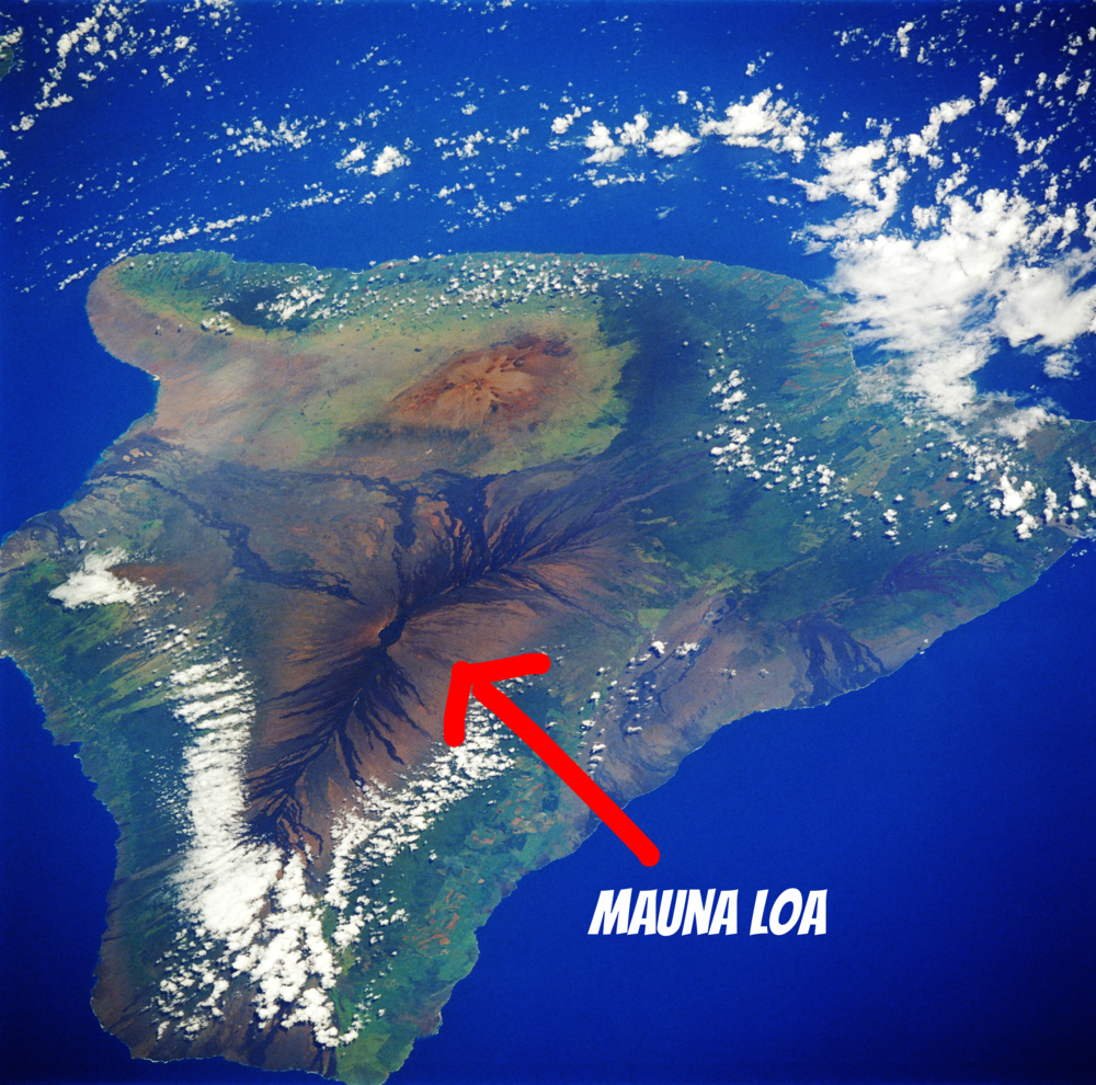 Did We Not Notice The World S Biggest Volcano Until Like