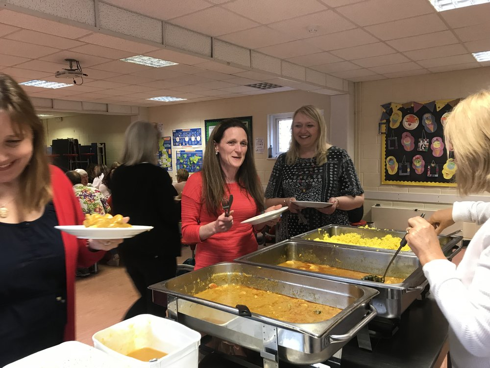 THANK YOU TO EVERYONE WHO ATTENDED OUR BINGO AND CURRY EVENING ON FRIDAY 18TH MAY. THE EVENT WAS A GREAT SUCCESS WITH MANY REQUESTS FOR A REPEAT EVENT THANK YOU TO THE AKASH RESTAURANT FOR SUPPLYING THE CURRY AND ACCOMPANIMENTS. -