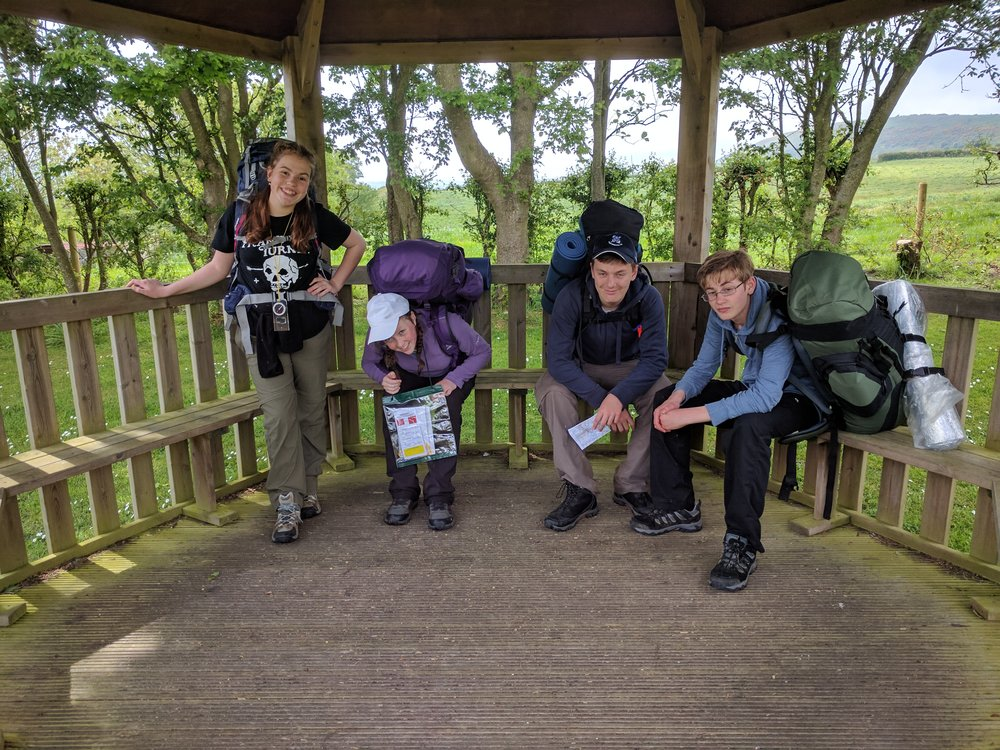 Mayville High School Duke of Edinburgh Award Scheme
