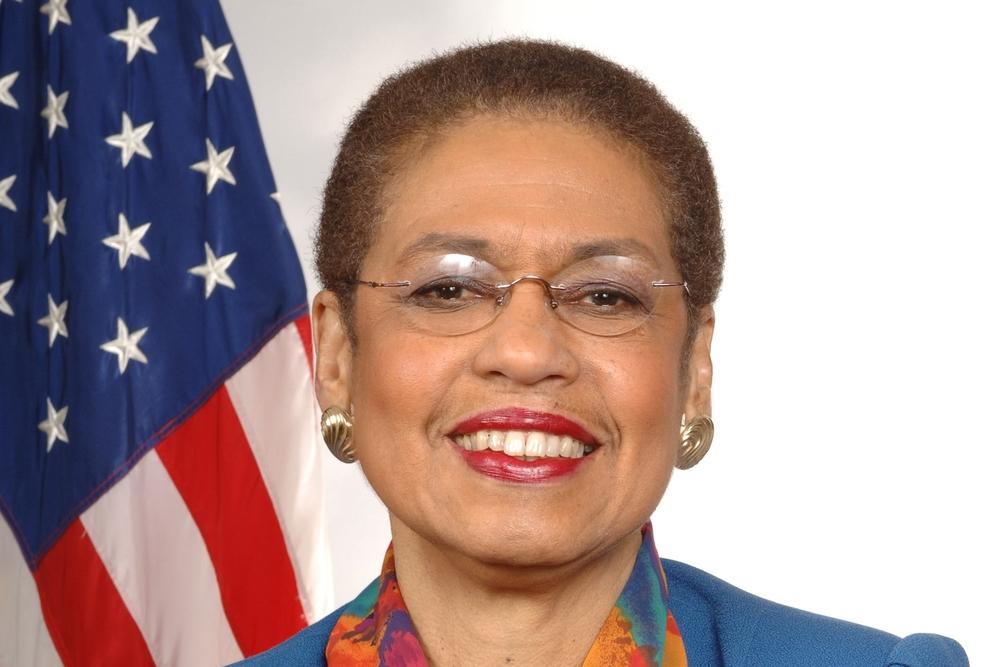 Rep. Eleanor Holmes Norton DC
