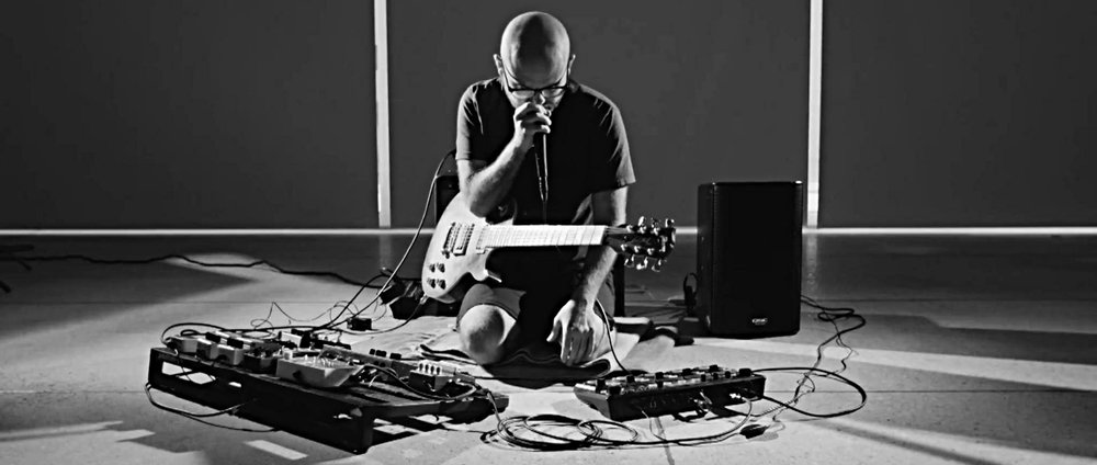 INFINITE THIRD - Guitar-Based Cathartic Ambient Electronic Music