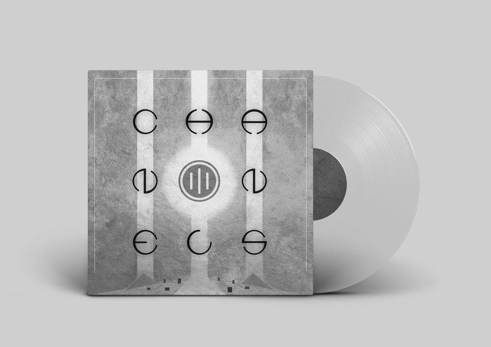 Channel(s) Vinyl Record Mockup