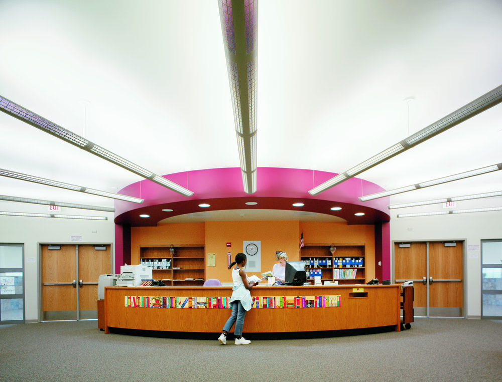 North Rockland School Library