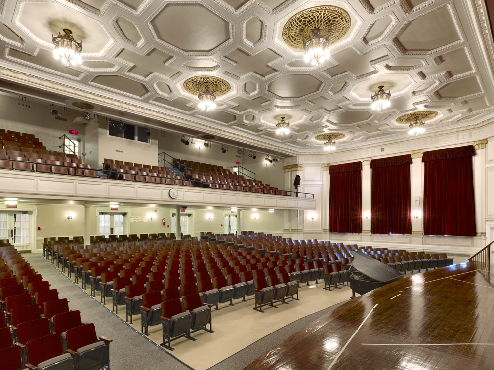 Tarrytown High School Auditorium