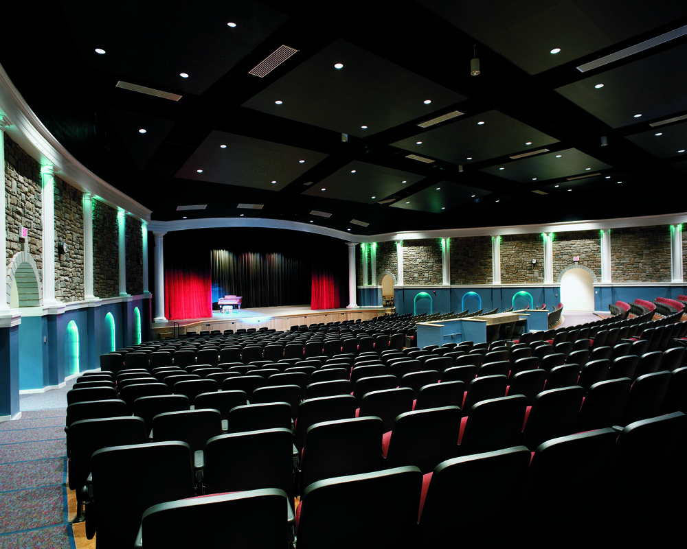 North Rockland Central School District Auditorium